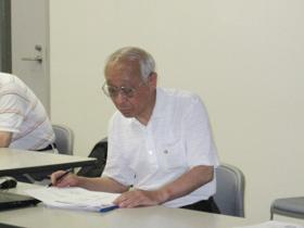 佐藤副代表報告